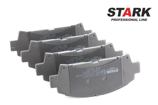 LPR Bremsbelagsatz Scheibenbremse 05P573 vorne für TOYOTA AVENSIS Liftback Wagon