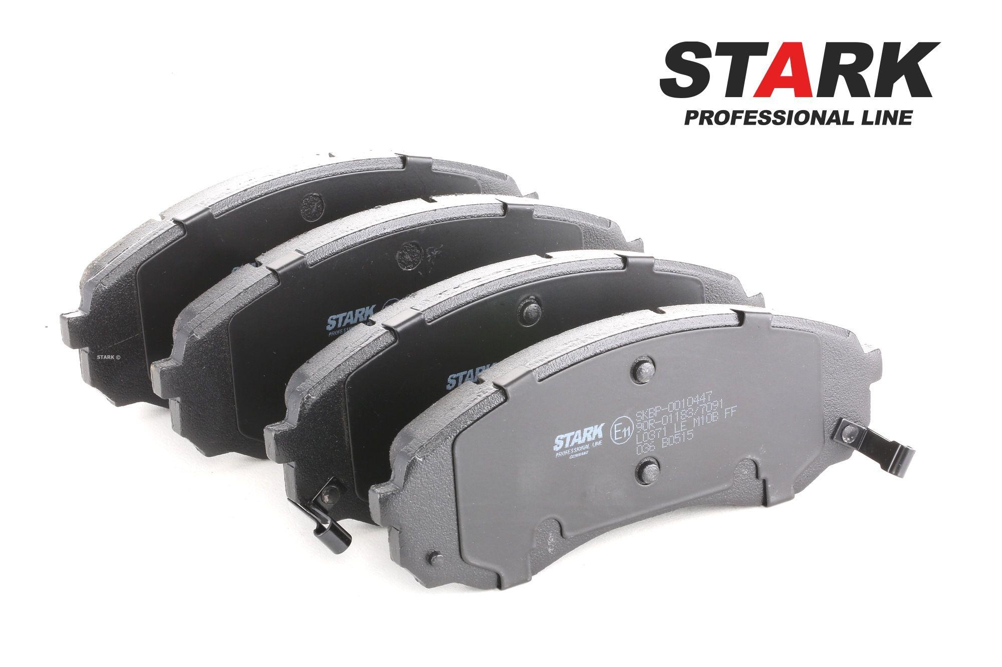 Bromsbelägg SKBP-0010447 som är helt STARK otroligt kostnadseffektivt