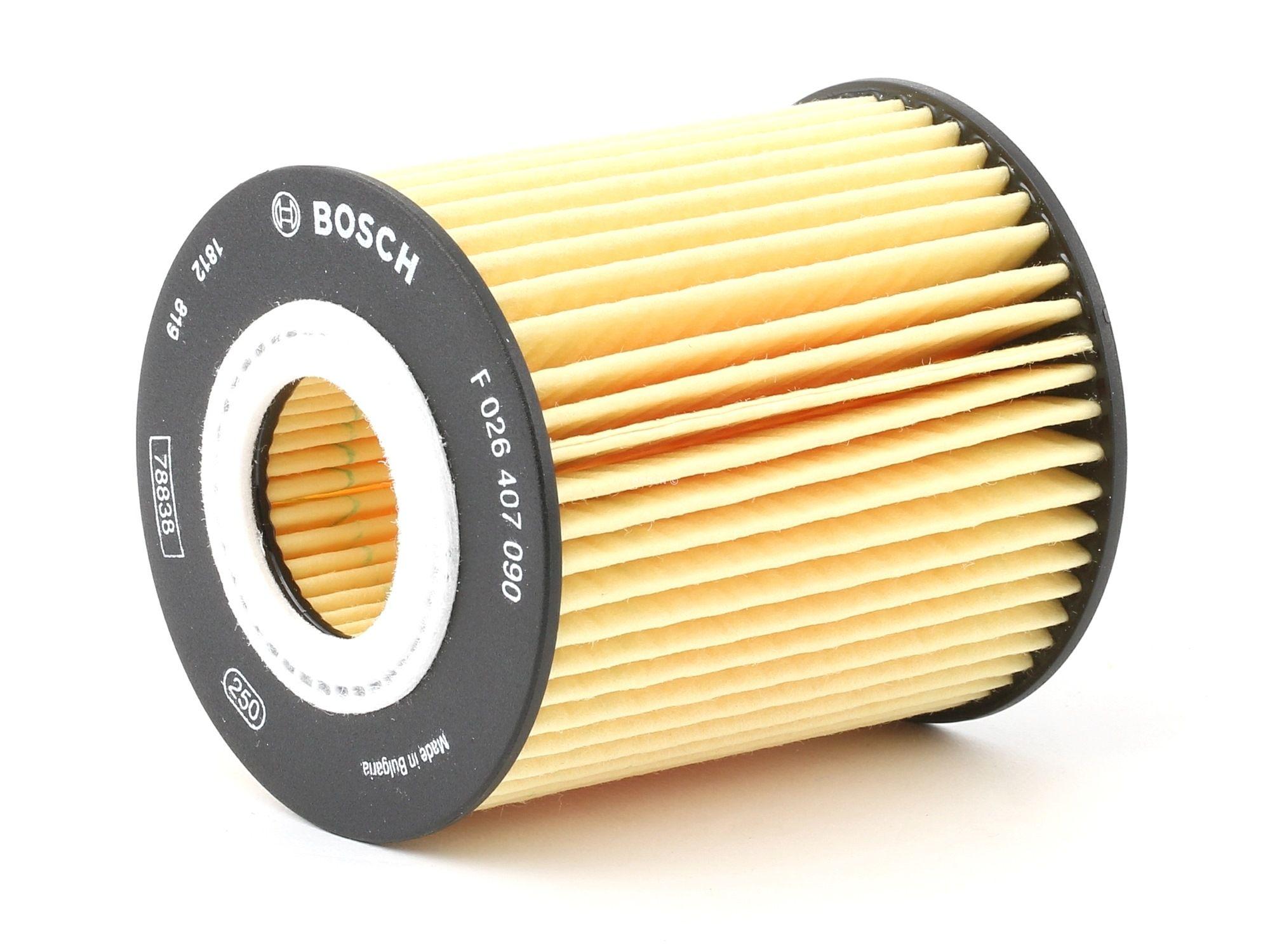 Alyvos filtras F 026 407 090 BOSCH — tik naujos dalys