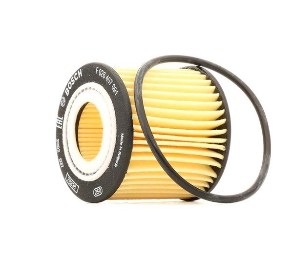 Original LEXUS Motorölfilter F 026 407 091