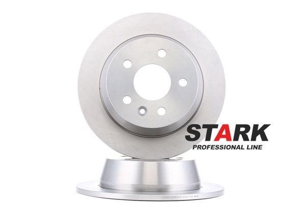 Brake Disc SKBD-0020117 with an exceptional STARK price-performance ratio