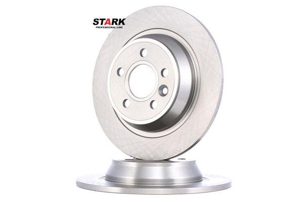 Bremsscheibe SKBD-0020179 mit vorteilhaften STARK Preis-Leistungs-Verhältnis