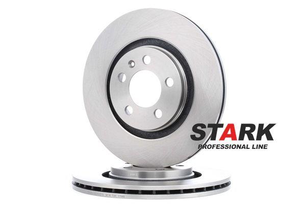 STARK SKBD0020215 Bremsscheibe Golf 5 2.0 2008 116 PS - Premium Autoteile-Angebot