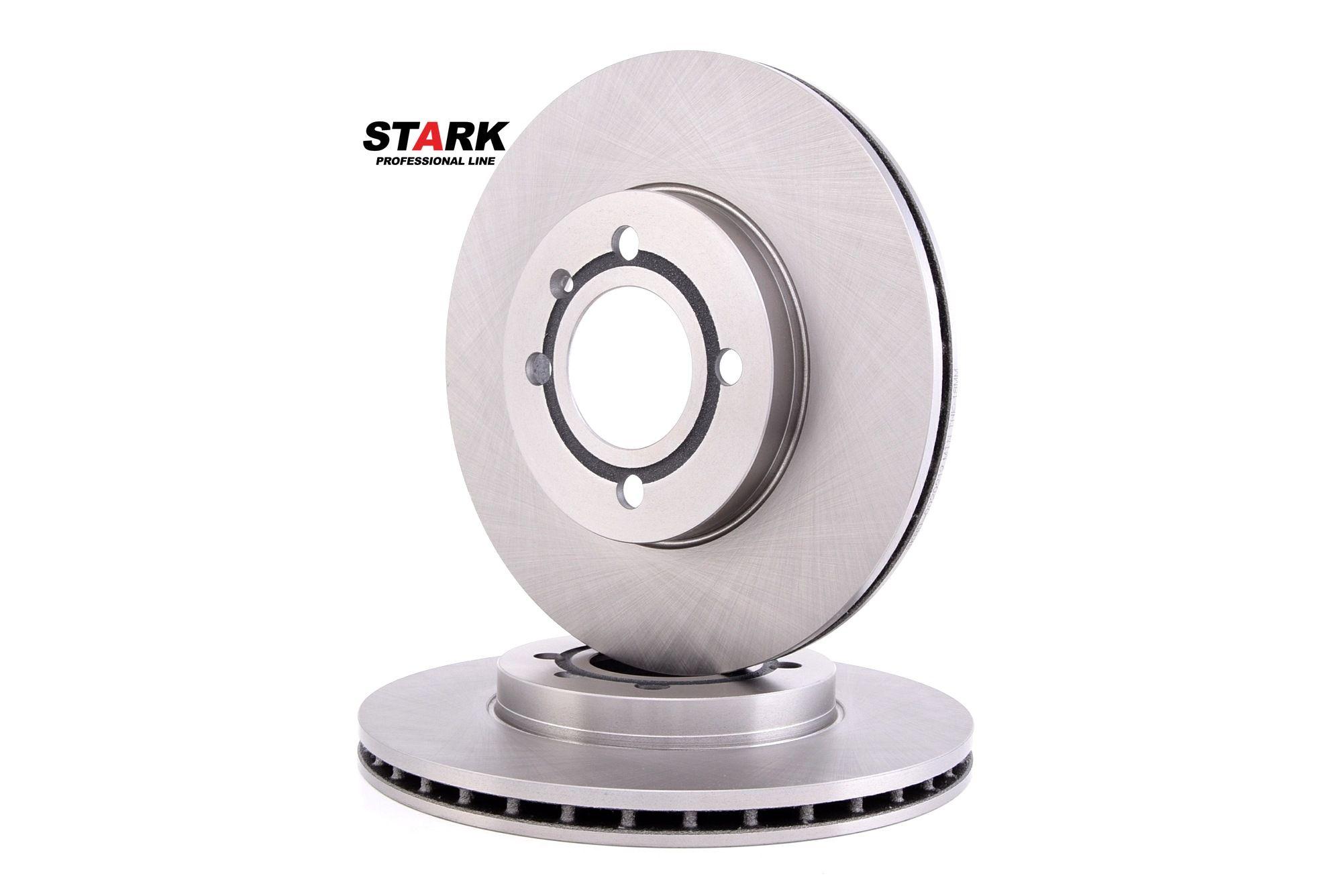 Achetez Disques de frein STARK SKBD-0020219 (Ø: 256mm, Nbre de trous: 4, Épaisseur du disque de frein: 20mm) à un rapport qualité-prix exceptionnel