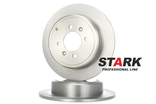 Brake Disc SKBD-0020226 with an exceptional STARK price-performance ratio