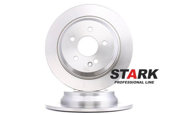 Bremsscheibe SKBD-0020236 mit vorteilhaften STARK Preis-Leistungs-Verhältnis