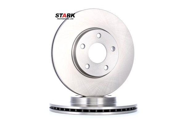 BREMBO Juego de 2 discos freno 278mm ventilado FORD TRANSIT TOURNEO 09.9589.14