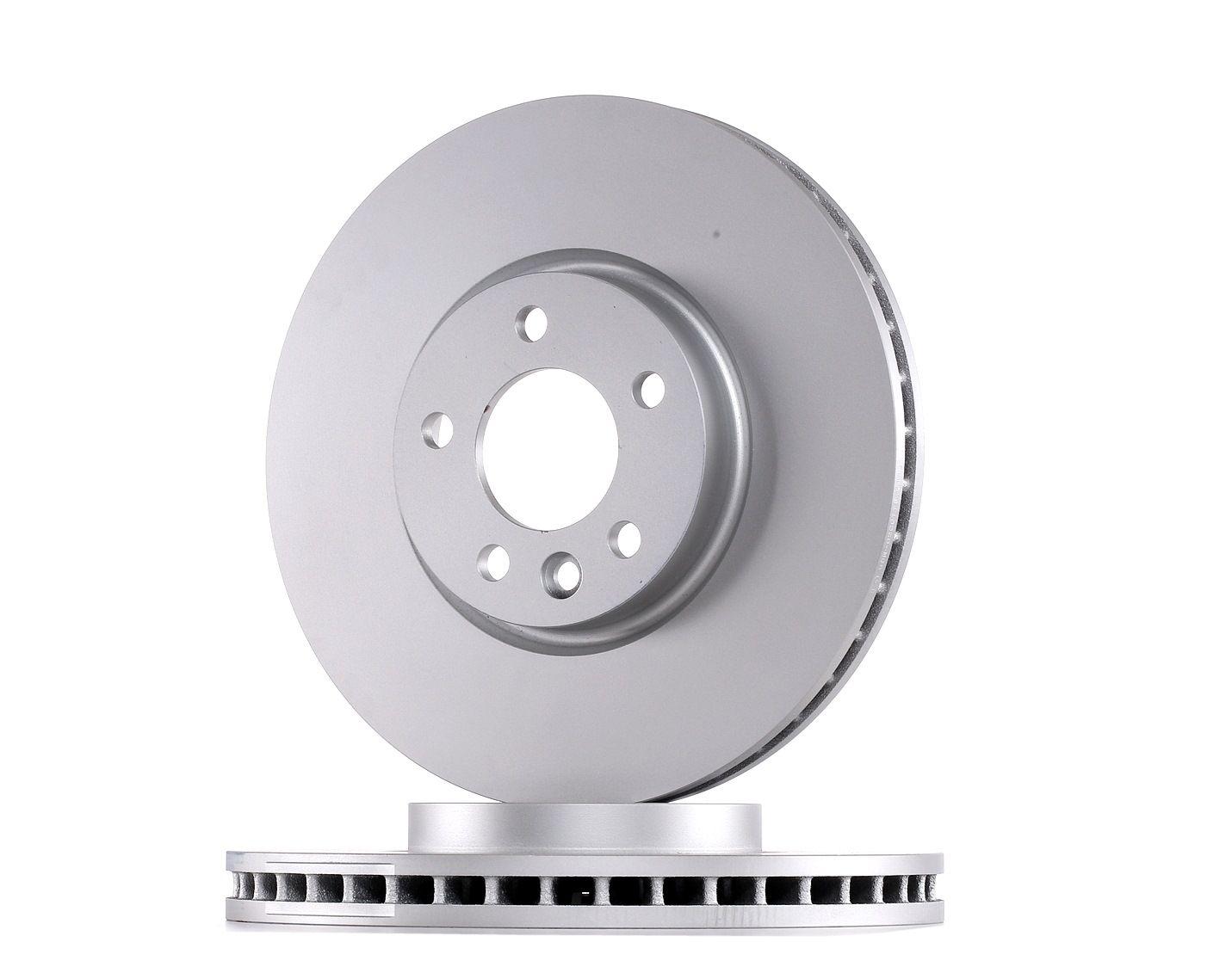 Achetez Disque ATE 24.0133-0100.1 (Ø: 340,0mm, Nbre de trous: 5, Épaisseur du disque de frein: 32,6mm) à un rapport qualité-prix exceptionnel
