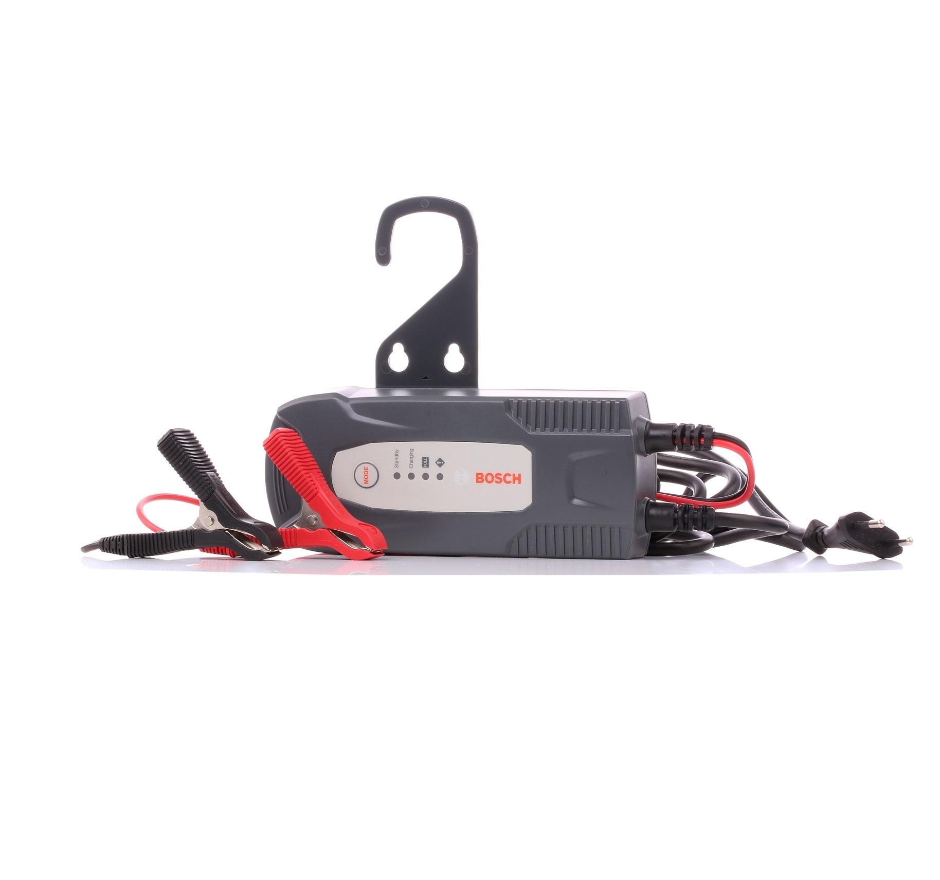 C112V BOSCH C1 bärbar, 3,5A, 60Ah Inspänning: 12V Batteriladdare 0 189 999 01M köp lågt pris