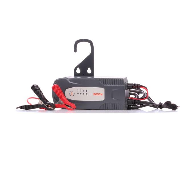 0 189 999 01M Bilbatteriladdare bärbar, 3,5A, 60Ah från BOSCH till låga priser – köp nu!