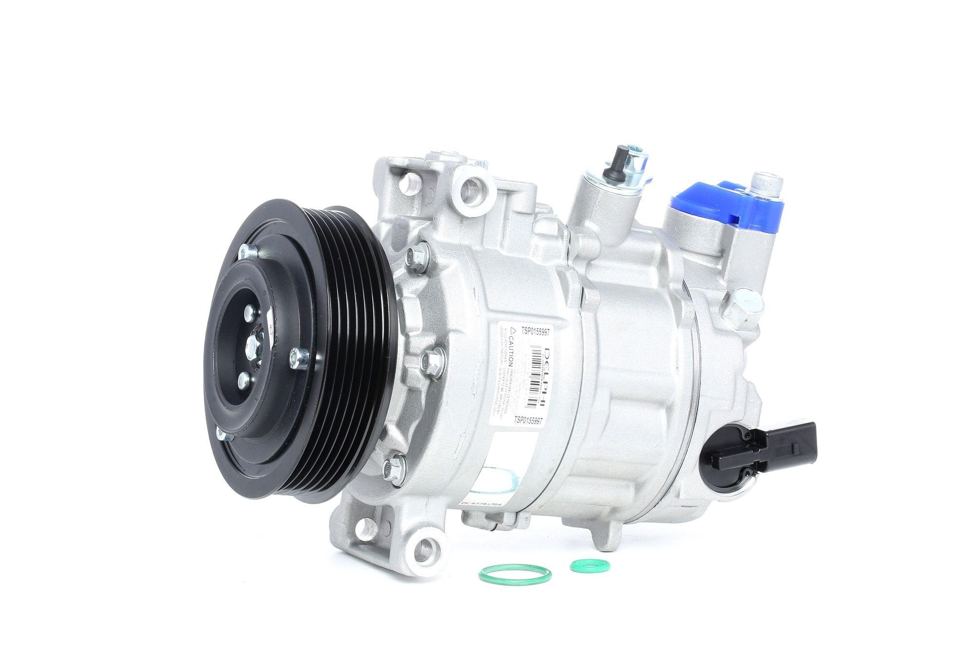 VW T-ROC Ersatzteile: Klimakompressor TSP0155997 > Niedrige Preise - Jetzt kaufen!