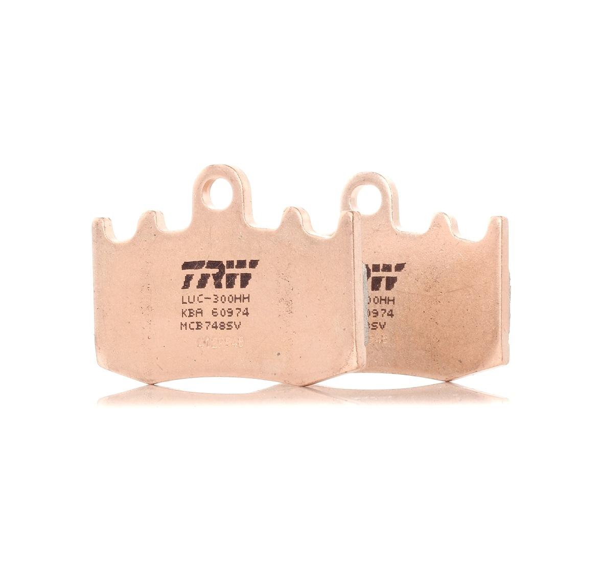 Kit de plaquettes de frein, frein à disque MCB748SV à bas prix — achetez maintenant !