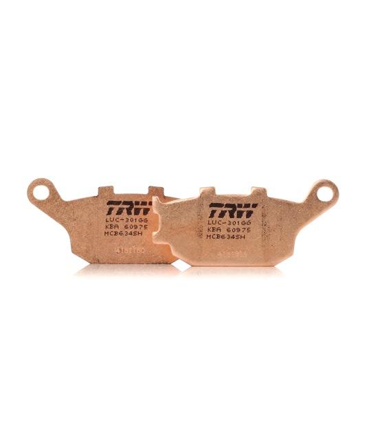Günstige Bremsbelagsatz, Scheibenbremse mit Artikelnummer: MCB634SH jetzt bestellen
