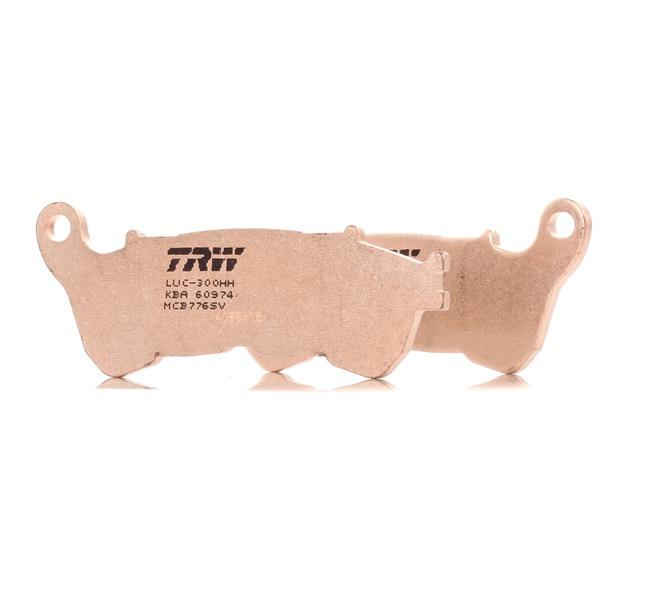 Günstige Bremsbelagsatz, Scheibenbremse mit Artikelnummer: MCB776SV jetzt bestellen