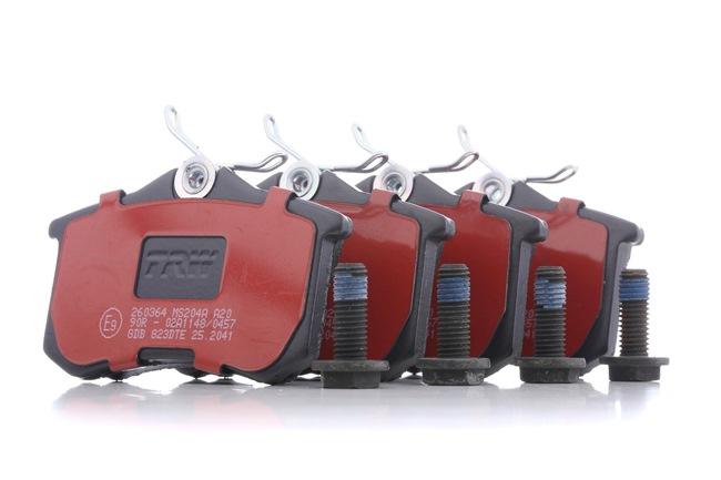 Bremsbelagsatz, Scheibenbremse GDB823DTE — aktuelle Top OE 1H0615405C Ersatzteile-Angebote