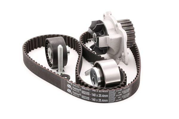 Wasserpumpe + Zahnriemensatz GATES KP25523XS Pkw-ersatzteile für Autoreparatur