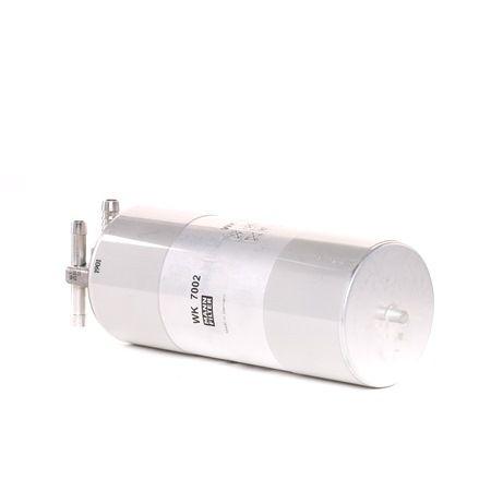 Mann Hummel filtro de combustible de repuesto de calidad OE WK 7002