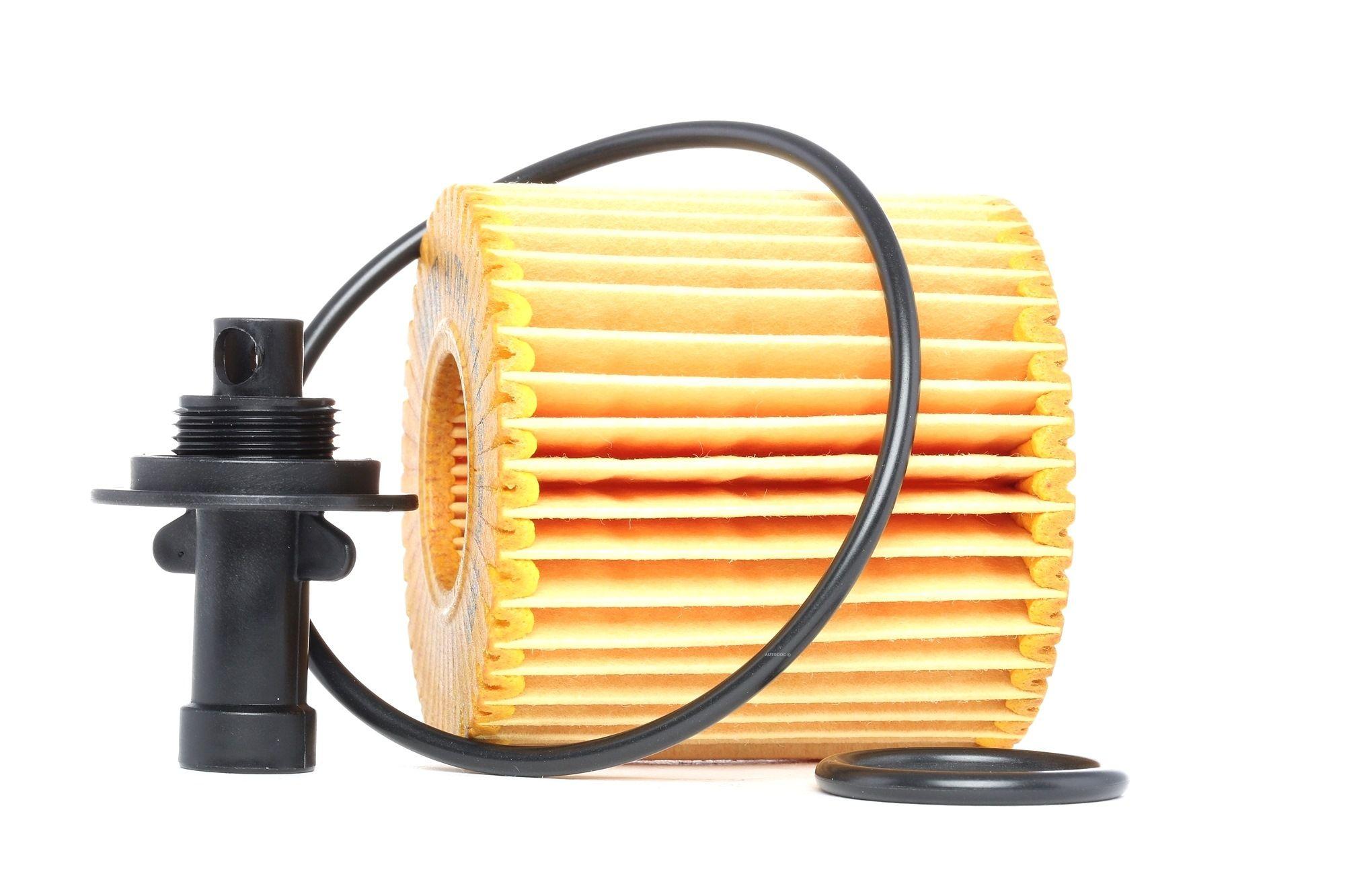 Pirkti HU 7019 z MANN-FILTER su tarpikliais / sandarikliais, filtro įdėklas vidinis skersmuo: 28mm, vidinis skersmuo 2: 28mm, Ø: 69mm, aukštis: 67mm Alyvos filtras HU 7019 z nebrangu
