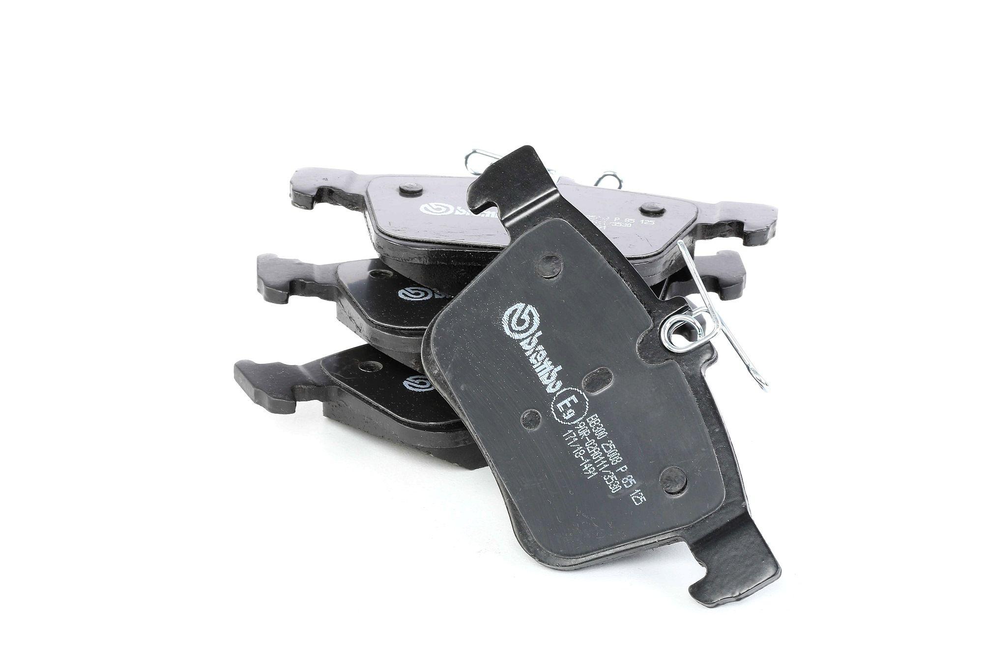Buy original Disk brake pads BREMBO P 85 125