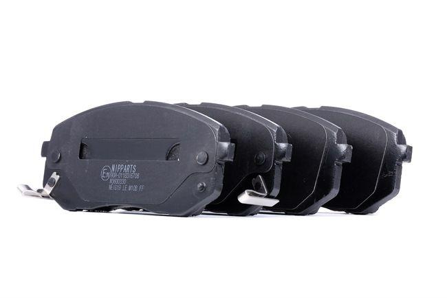 Bremsbelagsatz, Scheibenbremse N3600330 — aktuelle Top OE 58101-2SA51 Ersatzteile-Angebote