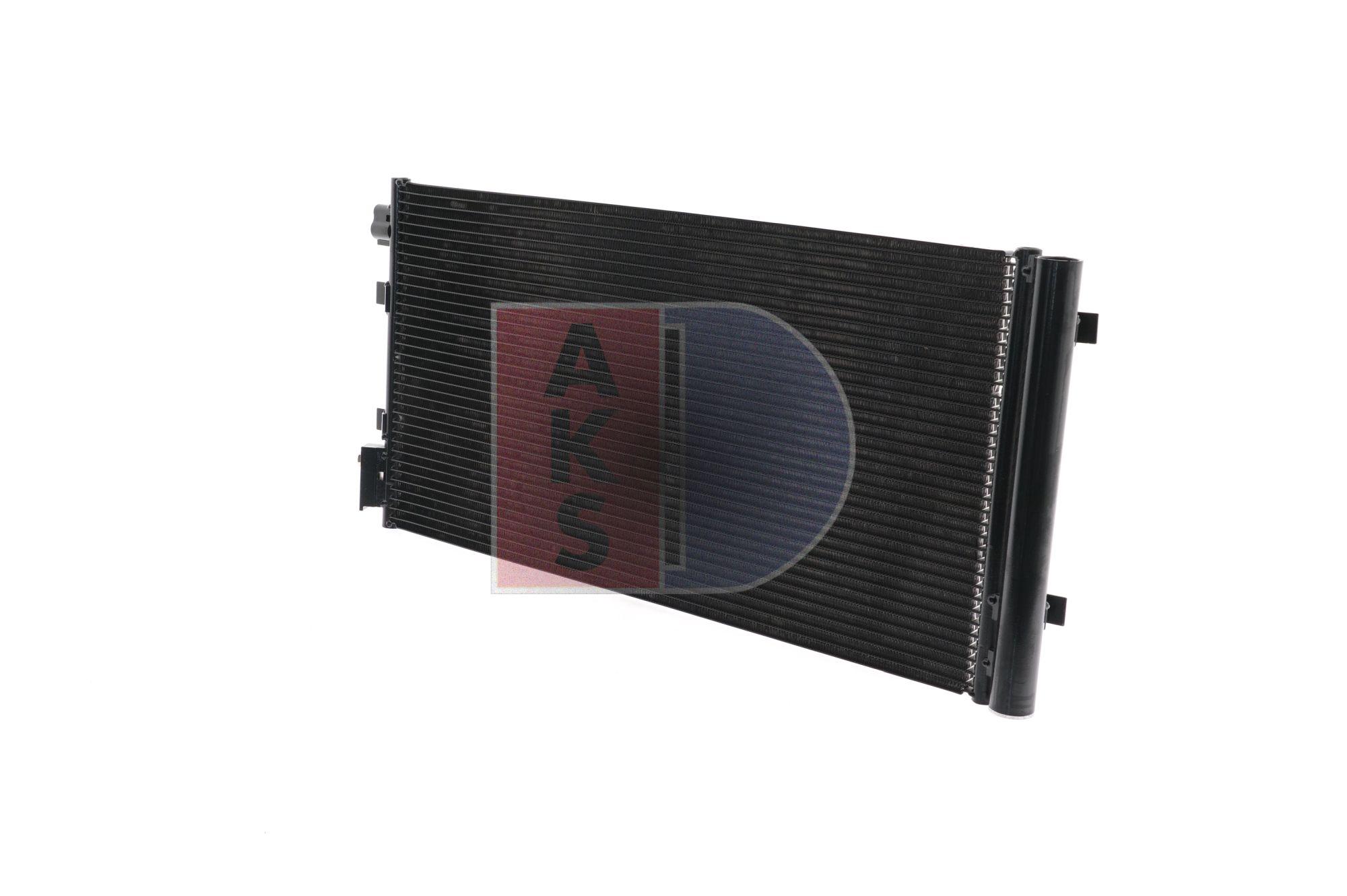 Original RENAULT Klimakondensator 182049N