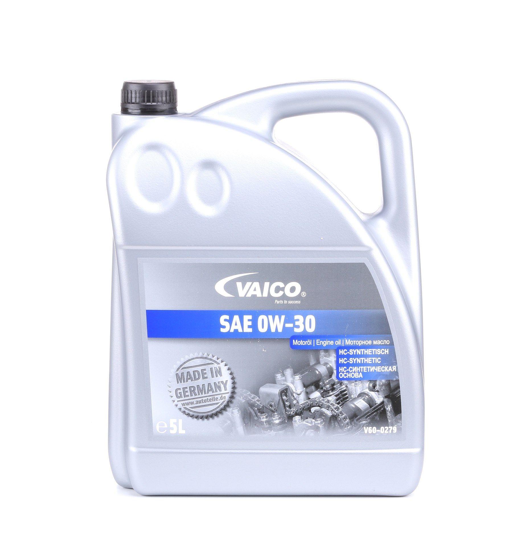 DR DR5 VAICO Olio motore V60-0279