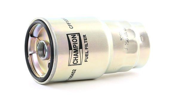 Brændstoffilter CFF100452 med et enestående CHAMPION pris-ydelses-forhold