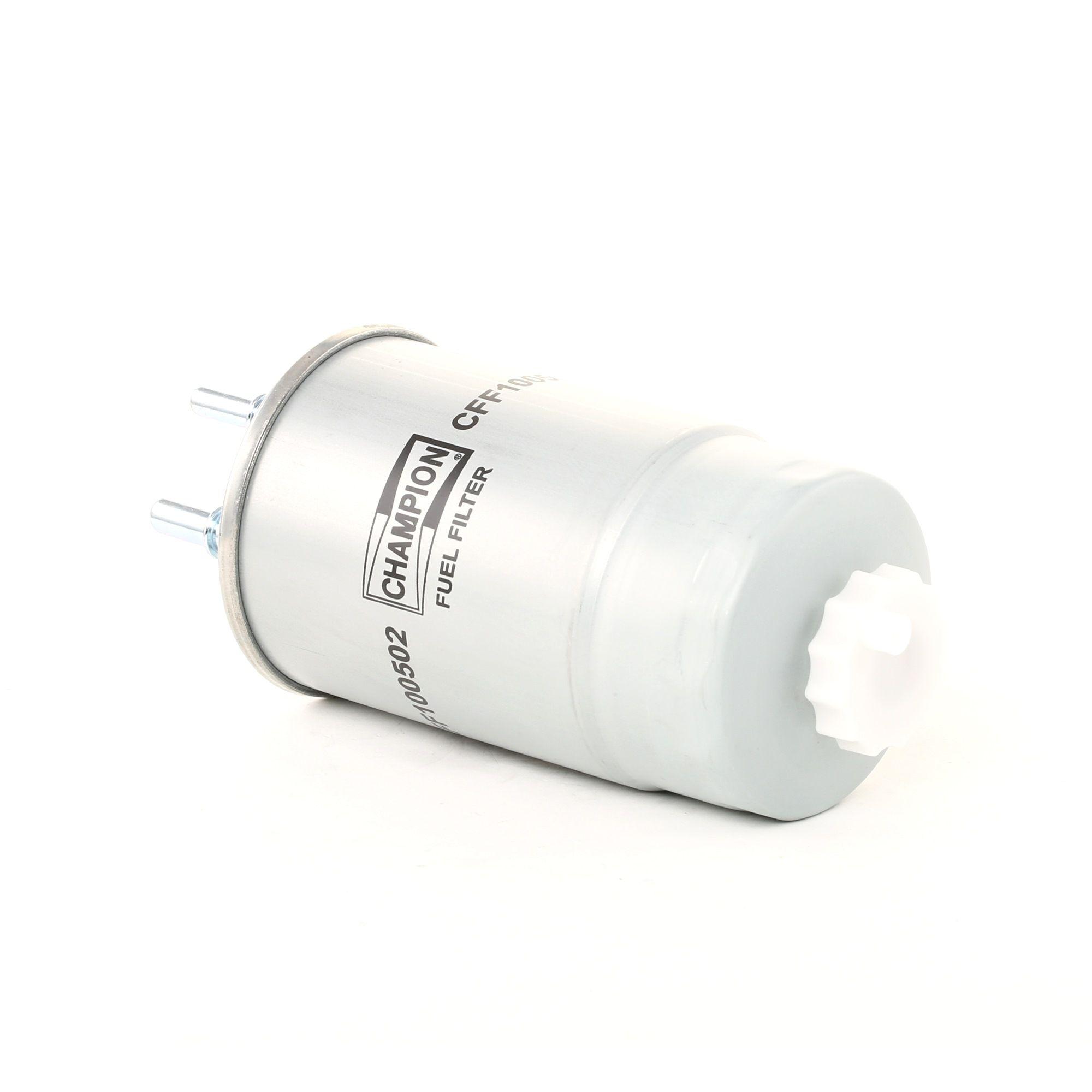 Acquistare ricambi originali CHAMPION Filtro carburante CFF100502