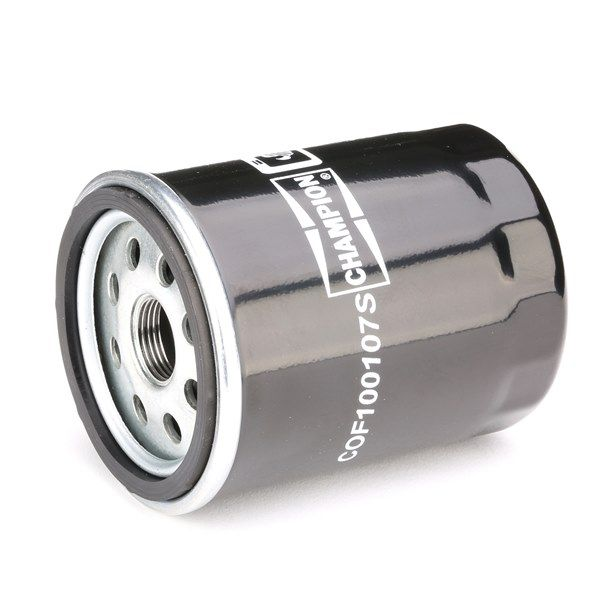Oil filter COF100107S with an exceptional CHAMPION price-performance ratio