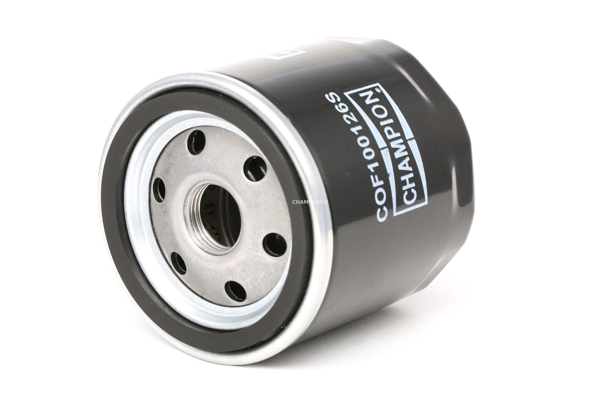 Motorölfilter CHAMPION COF100126S
