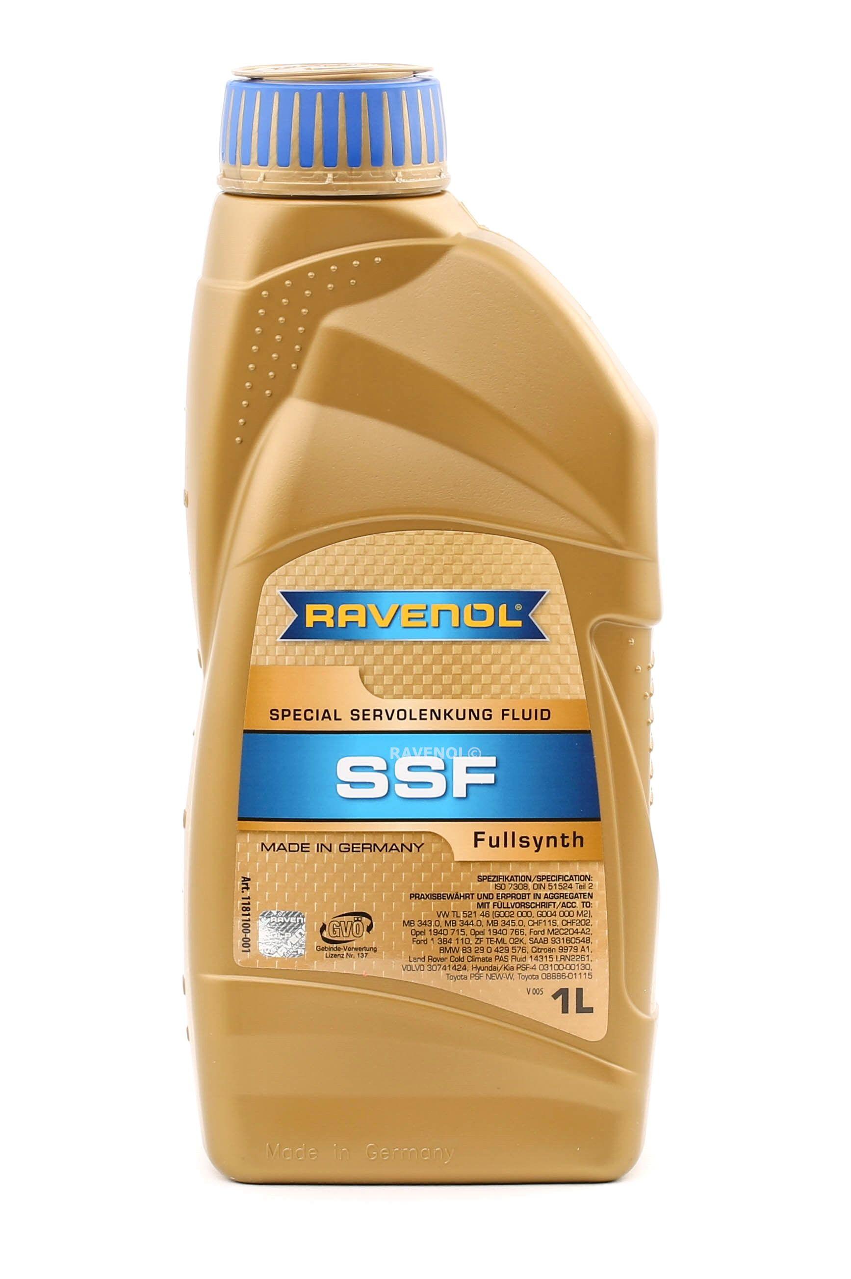 Achetez Amortissement RAVENOL 1181100-001-01-999 (DIN51524 Teil 2) à un rapport qualité-prix exceptionnel