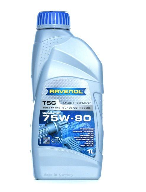1222101-001-01-999 RAVENOL TSG, RAVENOL Glycosynth Gear 220 75W-90, Inhalt: 1l, teilsynthetisch API GL-4, VW 501 50,, Ford M2C-175,, GM Opel B 040 104 3 Getriebeöl 1222101-001-01-999 günstig kaufen