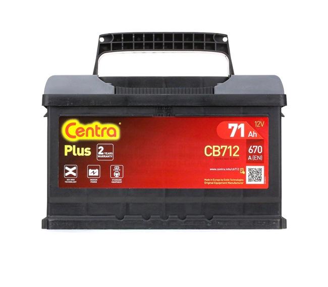 CENTRA Batteri CB712