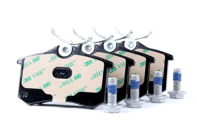 Bremsbelagsatz, Scheibenbremse 2355481 — aktuelle Top OE 1E0 698 451 B Ersatzteile-Angebote