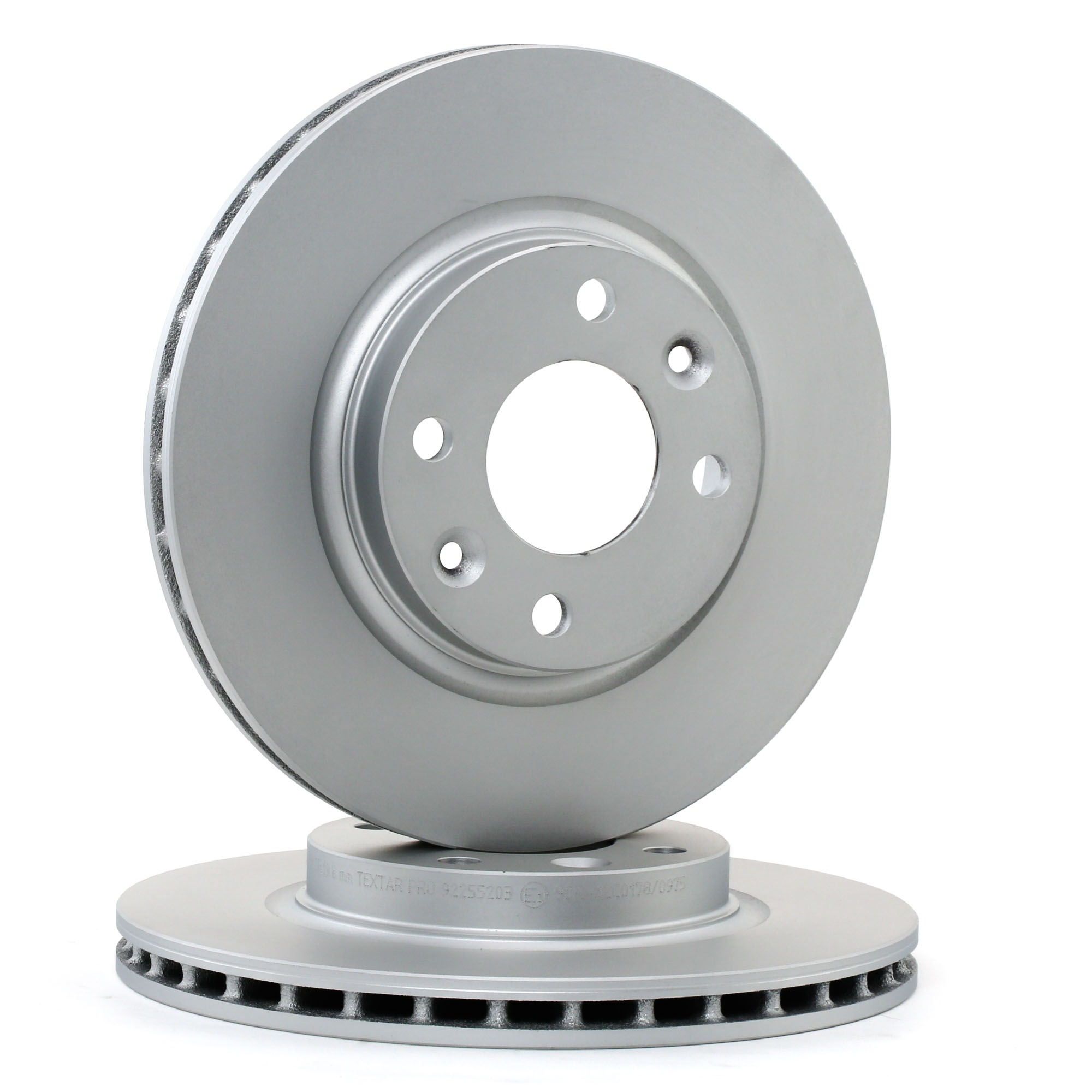 Kit dischi freno 92255203 TEXTAR — Solo ricambi nuovi