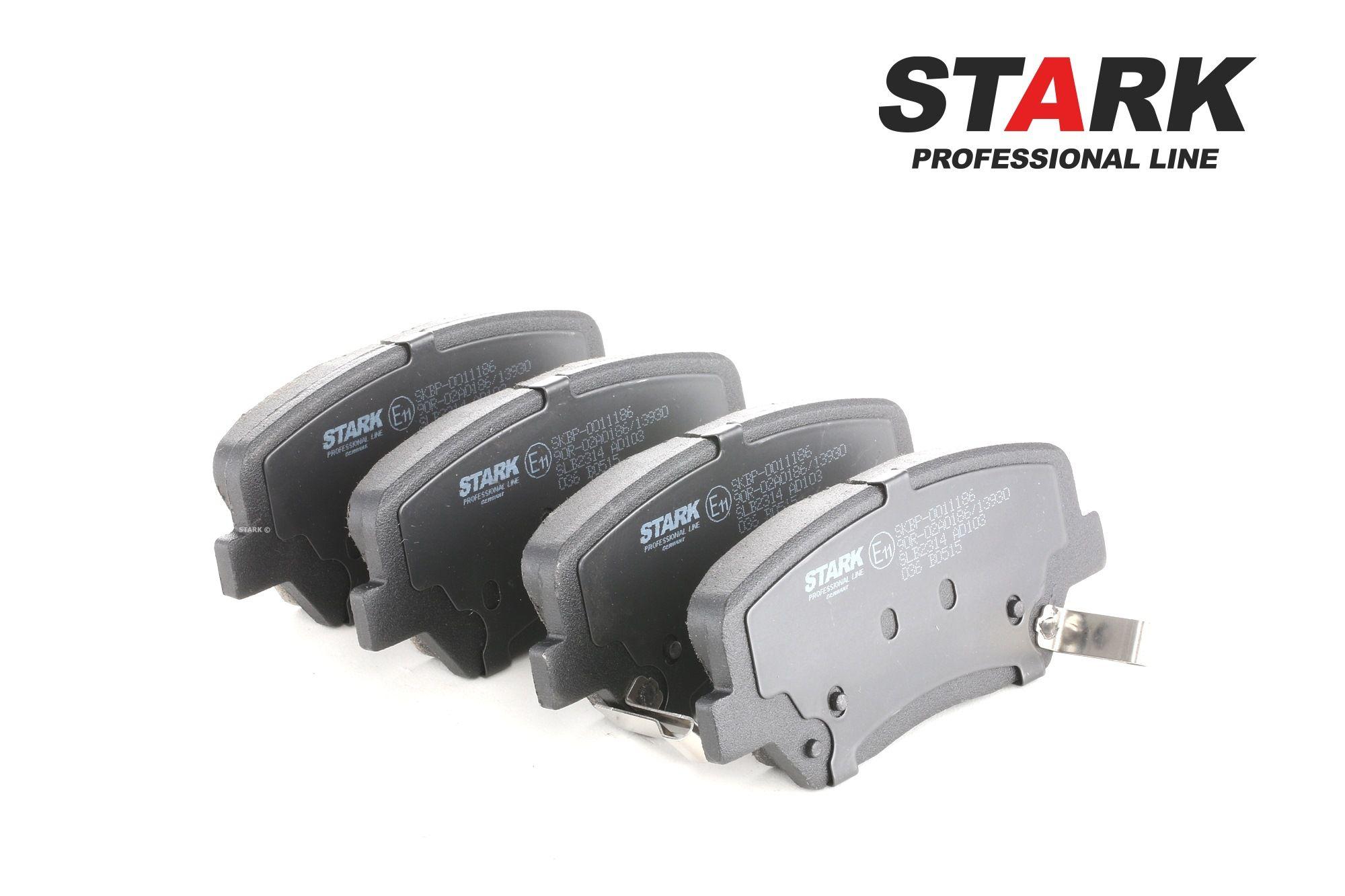 Bromsbeläggsats SKBP-0011186 som är helt STARK otroligt kostnadseffektivt