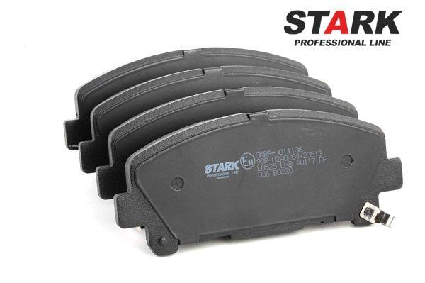STARK Bremsbelagsatz, Scheibenbremse SKBP-0011136