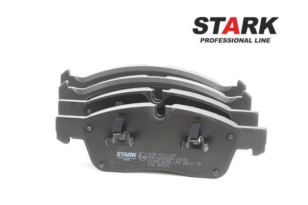 Bremsbelagsatz, Scheibenbremse SKBP-0011169 — aktuelle Top OE A0064203920 Ersatzteile-Angebote