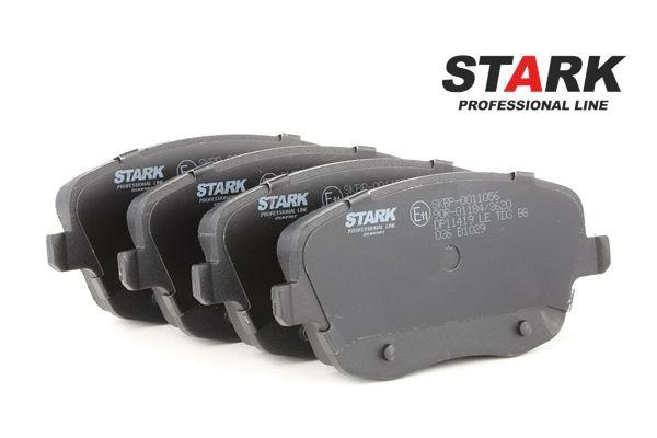 STARK Sada brzdových destiček, kotoučová brzda SKBP-0011056