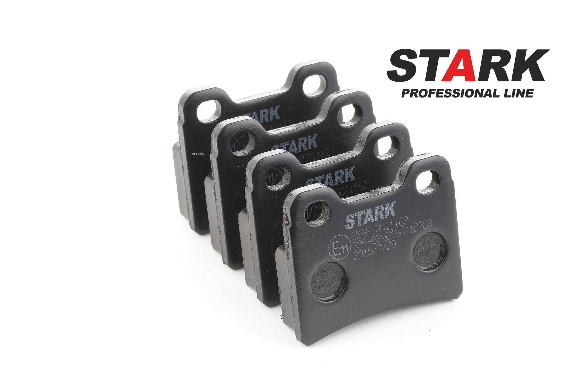 Achetez Système de freinage STARK SKBP-0011162 (Hauteur: 51mm, Largeur: 61,7mm, Épaisseur: 15mm) à un rapport qualité-prix exceptionnel