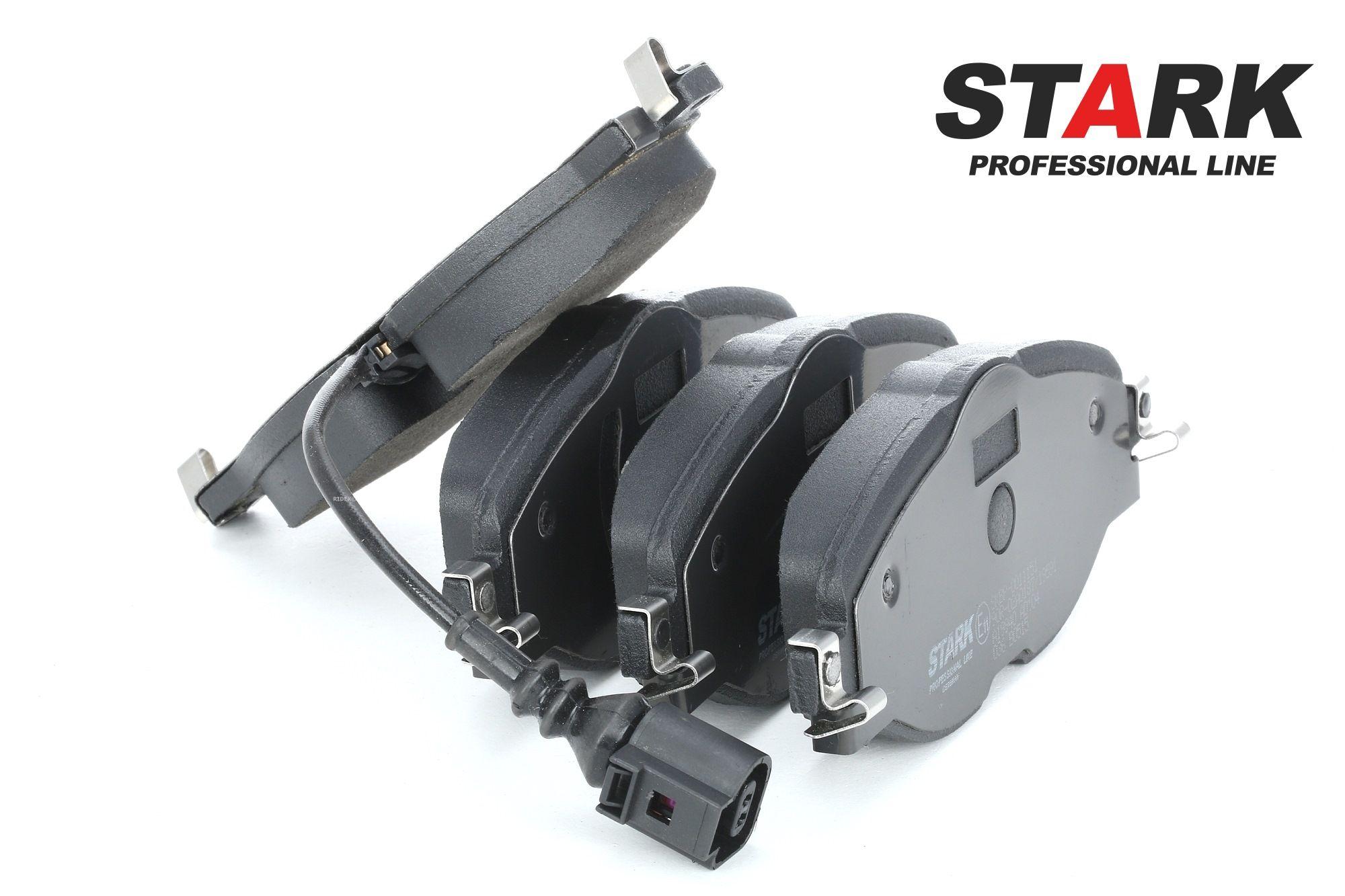 Scheibenbremsbeläge STARK SKBP-0011151