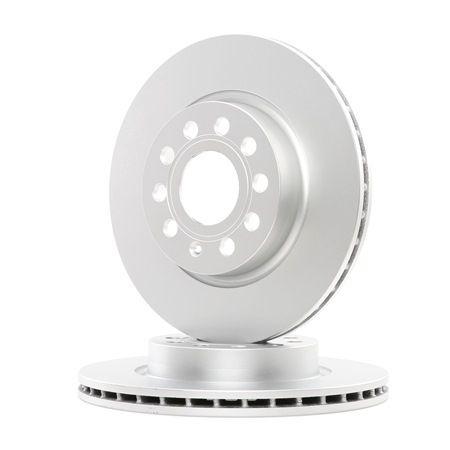 Disco de freno 17522 — Mejores ofertas actuales en OE 1K0 615 301 AC repuestos de coches