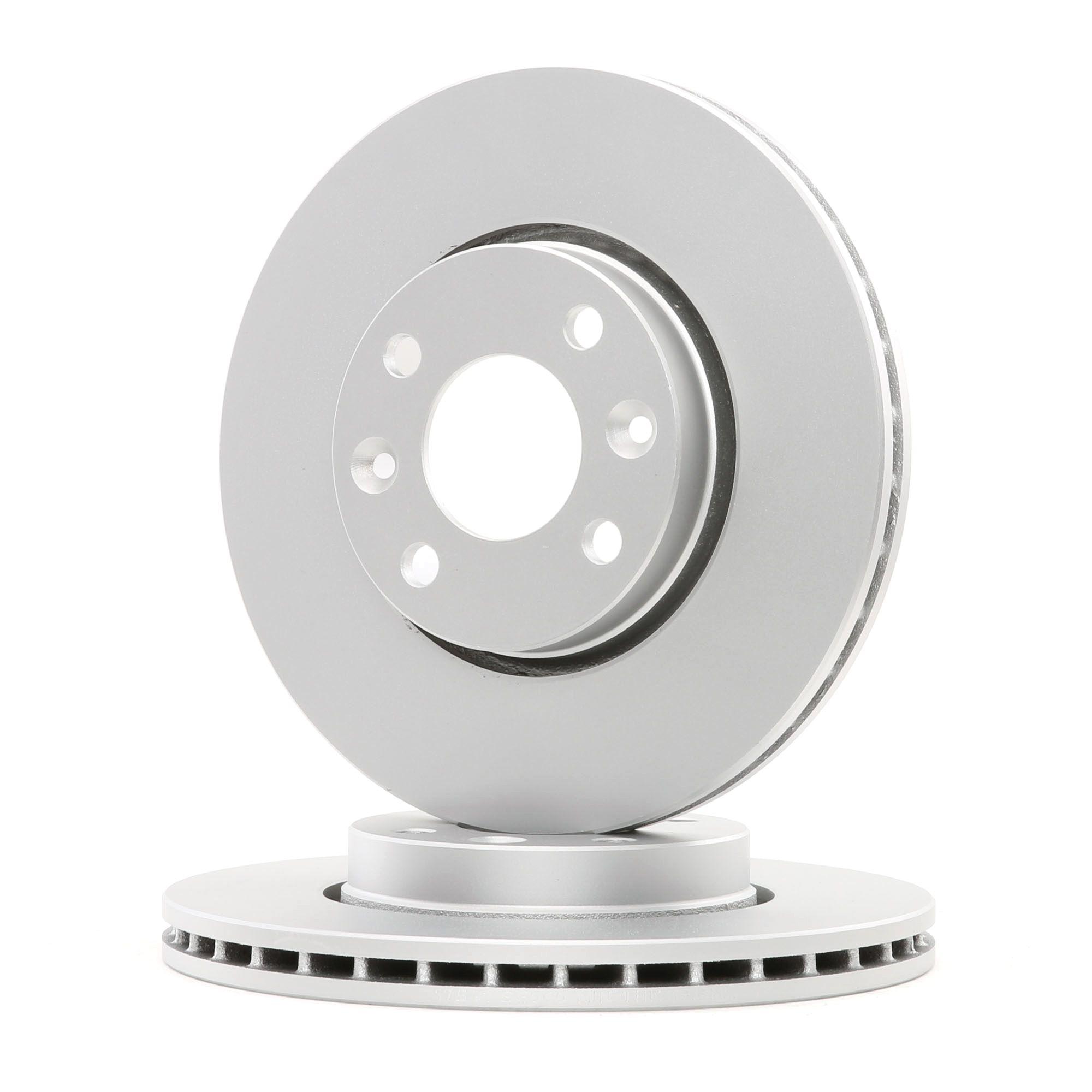 Stabdžių diskas Renault Megane 2 m. 2010 17541