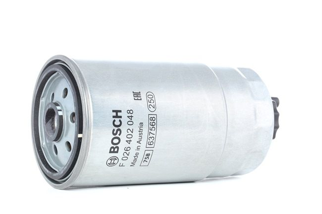 Fuel filter F 026 402 048 for ALFA ROMEO 166 at a discount — buy now!