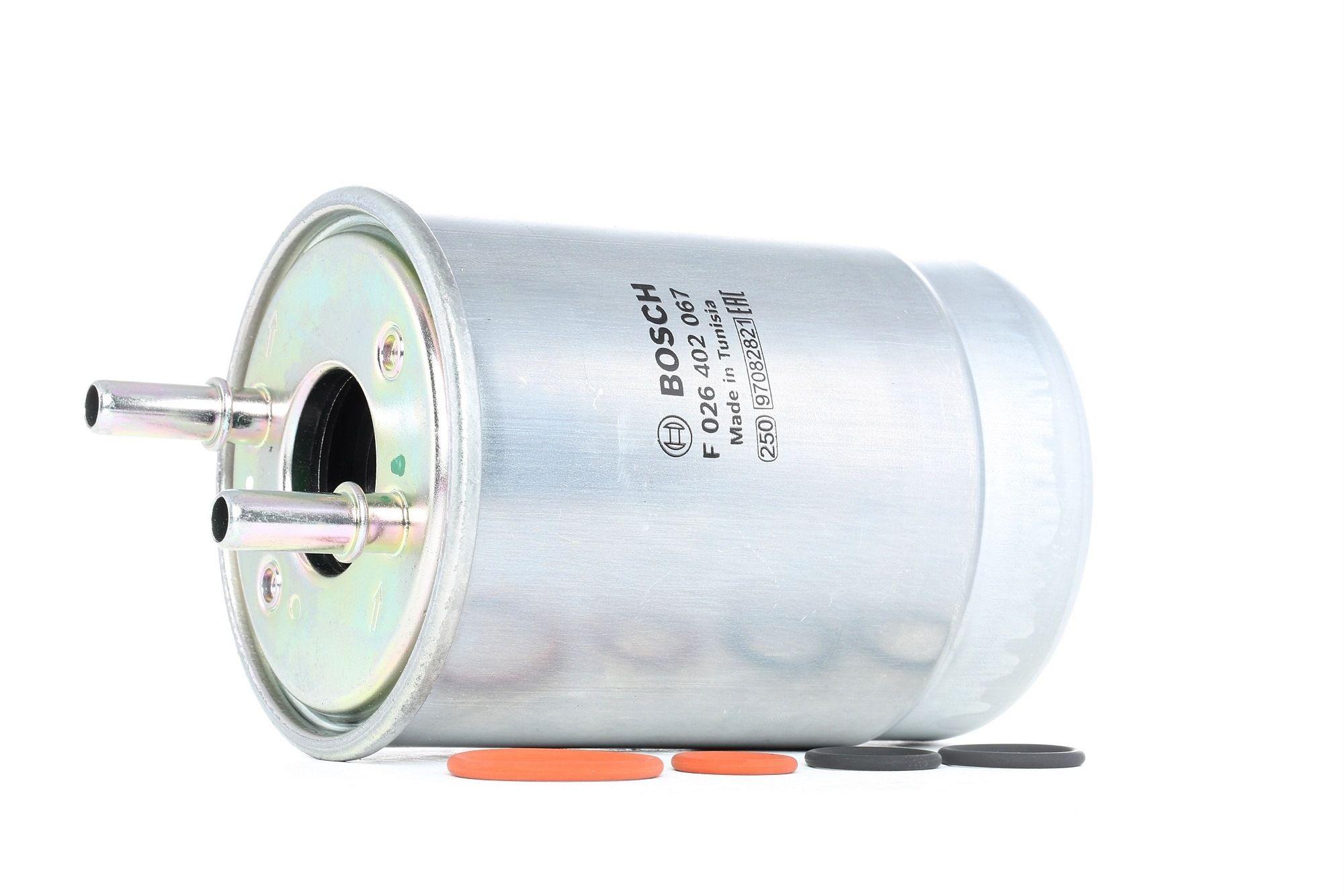 Bosch Filtre à Carburant Essence Diesel N2059 F026402059
