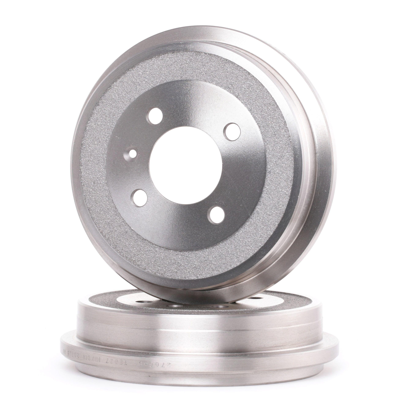 A.B.S.: Original Bremstrommel 2706-S (Felge: 4-loch)