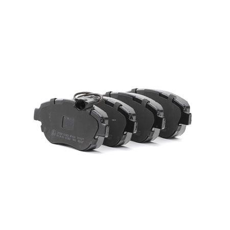 Bremsbelagsatz, Scheibenbremse 37282 — aktuelle Top OE 1 605 157 Ersatzteile-Angebote