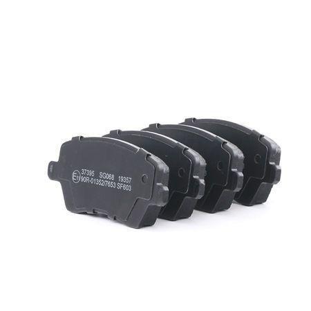 Bremsbelagsatz, Scheibenbremse 37395 — aktuelle Top OE D1060BH40A Ersatzteile-Angebote