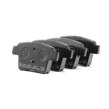 Bremsbeläge 37489 X-Type Kombi (X400) 2.0 D 130 PS Premium Autoteile-Angebot