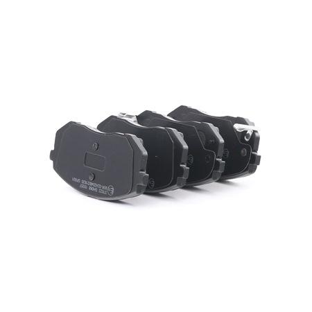 Bremsbelagsatz, Scheibenbremse 37622 — aktuelle Top OE 581011DA00 Ersatzteile-Angebote